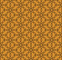 Abstracte naadloze geometrische patroonachtergrond met lijnen, orien