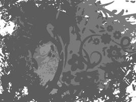 Achtergrond met grungetextuur. Vector illustratie.