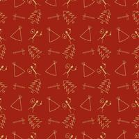 primitieve symbool patroon achtergrond