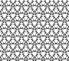 Naadloos van de patroondecoratie abstract vectorontwerp als achtergrond vector