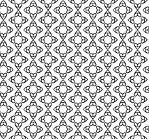 Naadloos de decoratie abstract vector van de patroonlijn ontwerp als achtergrond