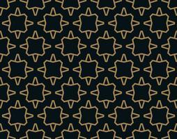 Naadloos patroon van elkaar kruisende dunne grijze lijnen op witte achtergrond. Abstract naadloos ornament.