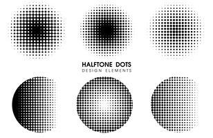 Abstracte halftone puntjes Comic Cartoon achtergrond. Vector illustratie ontwerp.