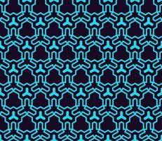 Geometrisch eenvoudig luxe blauw minimalistic patroon met lijnen. Kan worden gebruikt als achtergrond, achtergrond of textuur.