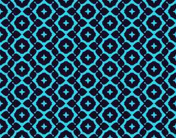 Naadloos patroon. Ornament van lijnen en krullen. Lineaire abstracte achtergrond.