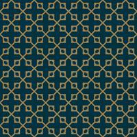 Abstract naadloos patroon, Vector naadloos patroon. Herhaling van ge