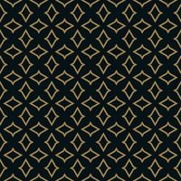 abstracte naadloze sieraad lijnen patroon vectorillustratie vector