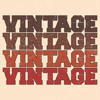 Varsity vintage stempel