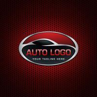 automotive embleem Logo vector