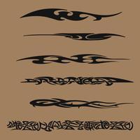 Auto motorraces Voertuig Graphics, tribal Vinyls en stickers