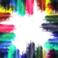 abstracte aquarel vlek textuur achtergrond