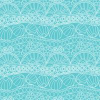 Naadloze krabbelachtergrond. Vectorkrabbel naadloos patroon. Abstract doodle patroon. Pepeting doodle patroon Hand getrokken naadloze doodle patroon. Textiel doodle patroon. Inpakpapier doodle patroon. vector