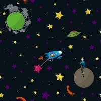 Naadloos ruimtepatroon