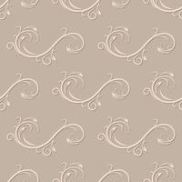 Naadloos patroon voor behang, schermbeveiligers, stof, interieurdecoratie.