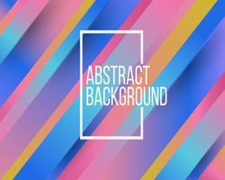 Abstracte achtergrond met modern design en futuristische stijl
