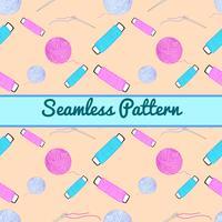 Naadloos patroon met decoratief element en modern design