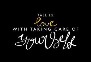 Zelf liefde inspirerende citaat