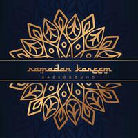 ramadan kareem vector ontwerp