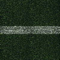 groene voetbal gras achtergrond vector