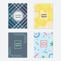 Covers met geometrisch ontwerp