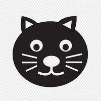 kat pictogram symbool teken