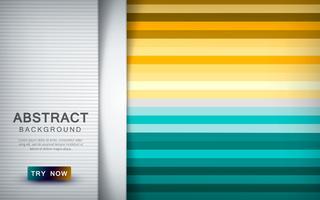 Samenvatting gekleurde achtergrond met overlappingslaag en textuurvormdecoratie