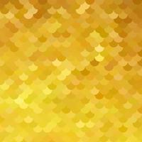 Geel dak tegels patroon, creatief ontwerpsjablonen
