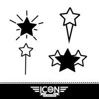 ster pictogram symbool teken
