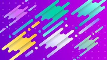 Kleurrijke gradiënt abstracte achtergrond