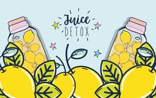 Vruchtensap detox