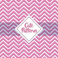 schattig patroon abstract geometrisch ontwerp als achtergrond