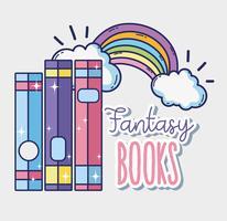 Fantasie en magische boeken