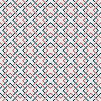 Abstract geometrisch patroon van vierkante eenvoudige blauwe en oranje kleurenachtergrond. U kunt gebruiken voor inpakpapier, omslag, advertentie, illustraties, textuurontwerp, moderne afdruk. vector