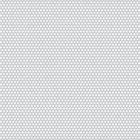 Abstract klein hexagon patroon van de achtergrond van het technologieontwerp. U kunt gebruiken voor een naadloos ontwerp van technische advertentie, poster, kunstwerk, print. vector