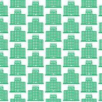 Patroonachtergrond Vijfsterrenhotelpictogram