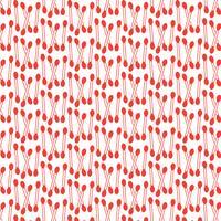 Patroonachtergrond Katoenen zwabberpictogram