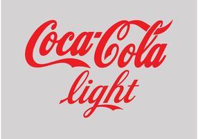 Coca-Cola Light Logo vector