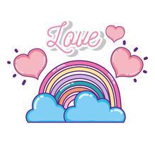 Leuke liefdesbeeldverhalen