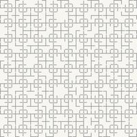 Abstracte achtergrond vierkante geometrische patroonstijl.