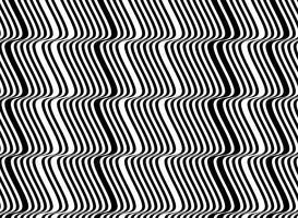 Abstracte zwart-witte het ontwerpachtergrond van het patroonlijnnetwerk. illustratie vector eps10