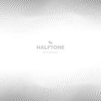 Abstracte grijze kleur van halftone achtergrond van het puntenpatroon.
