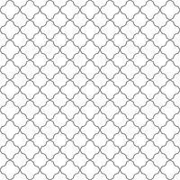 Abstracte naadloze geometrische lijnpatroon achtergrond. vector
