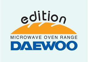 Daewoo-magnetron vector