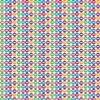 Patroon achtergrond Blockquote teken pictogram
