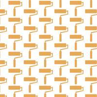 verf roller patroon achtergrond