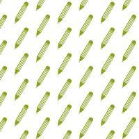 Potlood patroon achtergrond vector