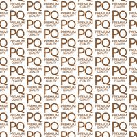 Patroonachtergrond Premiumkwaliteitspictogram