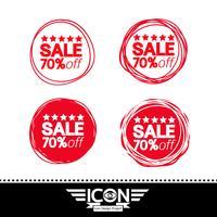 verkoop pictogram symbool teken