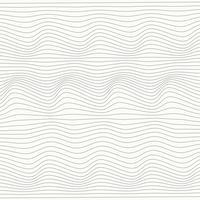 Abstract grijs het ontwerppatroon van de de streeplijn van het lijnnetwerk op witte achtergrond. illustratie vector eps10