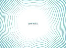 Abstracte zee golven patroon cirkel presentatie achtergrond. U kunt gebruiken voor advertentie, poster, hoesontwerp, reiscampagne, jaarverslag.